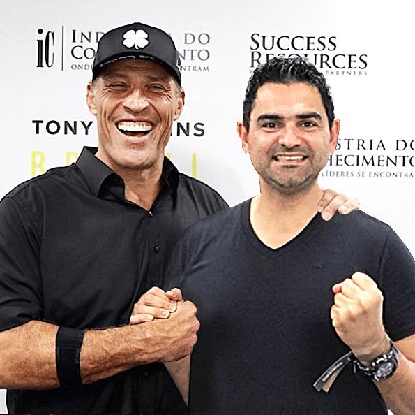 Ricardo Santos - Tony Robbins